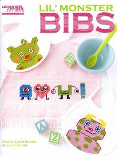 Free Baby Bib Cross Stitch Patterns