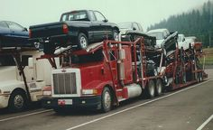 Allied Systems Peterbilt by PAcarhauler, via Flickr