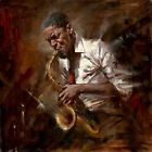 Dream-art Oil painting impressionism male portrait playing Jazz music canvas art   eBay Music Canvas, Canvas Art, Jazz Music, Sunset Art, Flower Canvas, Painting Still Life, Abstract Portrait, Dream Art, Cool Landscapes