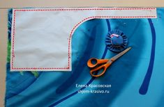 Красиво шить не запретишь! » Архив блога » Французская косынка — трансформер. Как сшить красивый аксессуар