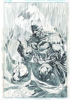 Batman Commision for Charity by ~ardian-syaf on deviantART