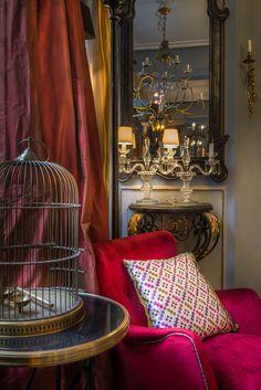 Elegant bedroom #MisEnDemeure #interiordesign #decoration #bedroom ...