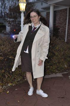 My Tenth Doctor Halloween costume. #ThinkGeekoween