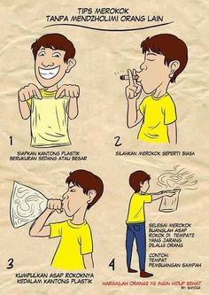 How to be a good smoker