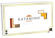 Gigamic 200366 - Katamino Deluxe Board Game Shelf, Board Games, Puzzles For Kids, Games For Kids, Brain Teasers For Adults, Tangram Puzzles, Homeschool Math, Strategy Games, Entertaining