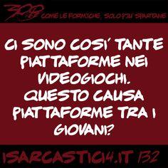300 - Come le formiche, solo più spartane. #132 #satira #aforismi #battute #CitazioniDivertenti #AforismiDivertenti #umorismo #isarcastici4 #is4
