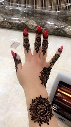 Round Mehndi Design, Mehndi Desing, Mehndi Design Pictures, Best Mehndi Designs, Mehndi Images, Bridal Mehndi Designs, Simple Mehndi Designs, Mehandi Henna, Henna Ink