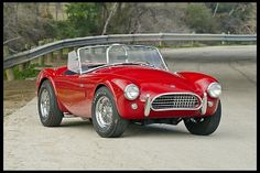 1963 Shelby Cobra 289 Roadster CSX, One of my favorites! American Dream Cars, Vintage Cars, Antique Cars, Ac Cobra, Cute Cars, Collector Cars, My Dream Car, Cars And Motorcycles, Classic Cars