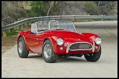 1963 Shelby 289 Cobra CSX 2121