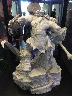 Grommash Hellscream Statue images