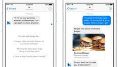 Facebook has launched its own personal assistant, and you'll find it right inside an app you're already using every day: Messenger. Today marks the introduction of M, which VP David Marcus...