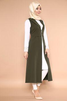 Muslim Fashion, Hijab Fashion, Fashion Dresses, Hijab Outfit, Hijab Stile, Modele Hijab, Hijab Chic, Dress The Population, Lookbook