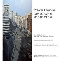 Exposicion Paloma Escudero Casa Cantabria Reebok, Home, Exhibitions, Blue Nails, Colors, Art