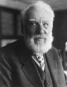 Alexander Graham Bell was an eminent scientist, inventor, engineer and innovator who is credited with inventing the first practical telephone.