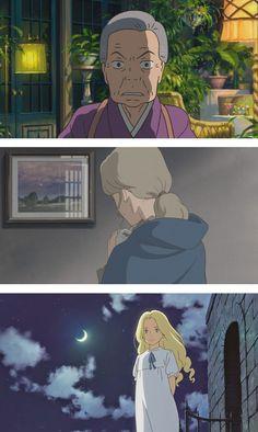 anna when marnie was there - Google Search When Marnie Was There, Isao Takahata, Studio Ghibli Movies, Rick Riordan Books, Film Studio, Hayao Miyazaki, Hobbies And Crafts, Storytelling, Anime