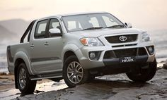 Today I'm gonna tell you all there is to know about Toyota's 2016 Mid Size Trucks. The Mid Size Trucks are a really big play for any automobile manufacturer; Toyota Hilux, Hilux 2017, Car Hd, Car Magazine, Car Tuning, Trd, Car Photos, Amazing Cars, Fast Cars