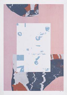Collage / Art Print archive - 2011-2012 - Damien Tran