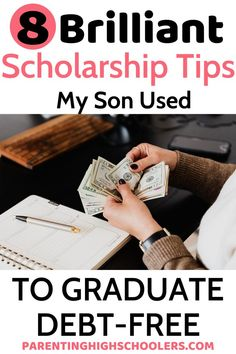 Are you looking for help finding scholarships? I am here to tell you, that you can begin the search much earlier than you thought. And, your teen can search all the way through college and even grad school! Become a team with your teen. School Scholarship, Scholarships For College, Education College, Common App Essay, Apply For College, Middle School, High School, School Survival Kits, Student Guide