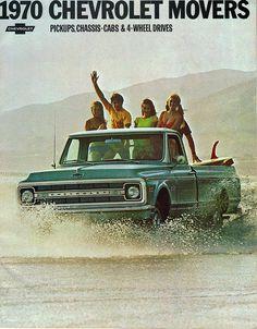 1970 Chevrolet Pickup Truck