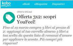 Fino al 19 marzo approfitta del 3x2 su tutti i titoli YouFeel Rizzoli, con meno di 5€ puoi leggere ben 3 ebook! https://store.kobobooks.com/i…/ebook/perfect-couples-youfeel
