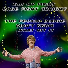 Mrs. Brown's Boys Quotes