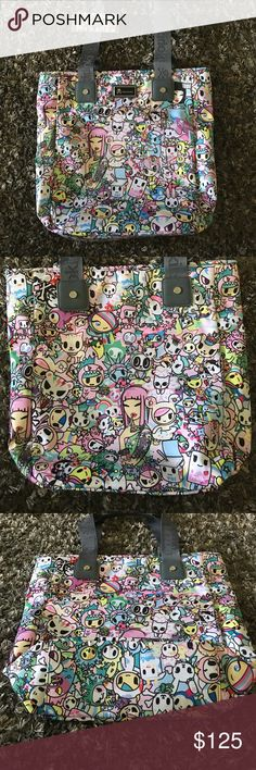 ⭐️SALE⭐️NWT tokidoki medium/large tote This is for a brand new with tags Tokidoki medium/large tote with a zipper inside for storage tokidoki Bags Totes