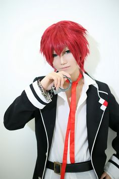 DIABOLIK LOVERS* - yuyu Ayato Sakamaki Cosplay Photo - WorldCosplay