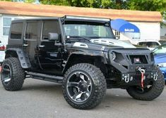 4 Door Wrangler, Jeep Wrangler Sport, Jeep Rubicon, Jeep Wrangler Unlimited, Jeep Cars, Jeep Truck, Cool Jeeps, Cool Trucks, Blue Jeep