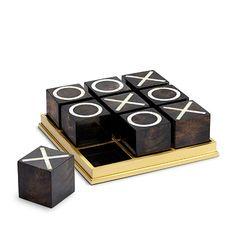 Deco Tic Tac Toe Game by L'Objet