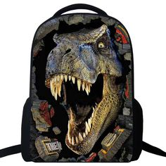 3D dinosaur backpacks New - 2017 //Price: $19.99 & FREE Shipping //     #hashtag2