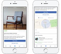 #AppleNews Facebook Replacing Messenger Tab With E-Commerce 'Marketplace' in iOS App #iLadies