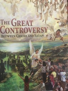 The Great Controversy Illustrated, by Ellen G. White - History of the Christian Church and how Satan has tried to kill it. Christian Women's Ministry, Christian Church, Ellen G White, True Vine, Happy Sabbath, Seventh Day Adventist, Jesus Is Coming, Quotes White, Christian Videos