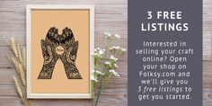 How to sell more at craft fairs, trade shows and pop-up shops, with tips by Ladybird Likes.