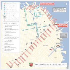 Google image result for httpcarolmendelmapsmapsf the f market wharves historic streetcar line and the citys three cable car lines are owned and operated by the san francisco municipal railway muni publicscrutiny Image collections
