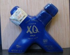 Tequila XQ.  #Licores #Tequila #Alcohol #Liqueurs #Mexico