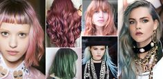 Maison Coco: Tendenze capelli primavera 2017: quando l'hairstyl...