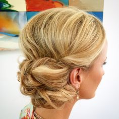 Wedding Hair by Kelly Scripps Wedding Hair And Makeup, Bridal Hair, Hair Makeup, Professional Hairstyles, Hairdos, Bridesmaid Hair, Weeding, Wedding Hairstyles, Stylists
