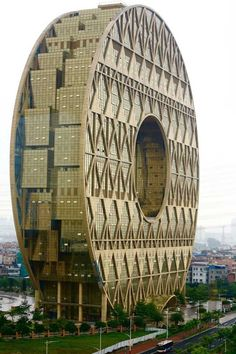 Office building Macau China Office building Macau China The post Office building Macau China appeared first on Architecture Diy. Modern Architecture Design, Chinese Architecture, Futuristic Architecture, Beautiful Architecture, Interior Architecture, Office Building Architecture, Classical Architecture, Unusual Buildings, Interesting Buildings