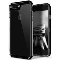 2a06b6dc6b Capa Para iPhone 7 Plus preto