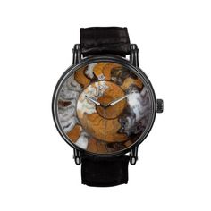 Ammonite Fossil Watch #geology #fossils