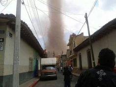 Tornado en México. 22 de Marzo 2014. - YouTube