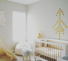 @babyletto on Instagram: ✨a whimsical nursery space complete with the cutest lil' teepee hideaway!  • #babyletto Lolly crib + PURE Core Mattress w/ Organic Cover • : designed by @grazedandenthused