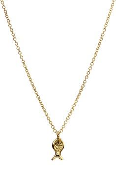 Bea Millen fishy necklace.  www.beamillen.com