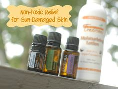 Non-Toxic Relief for Sun-Damaged Skin