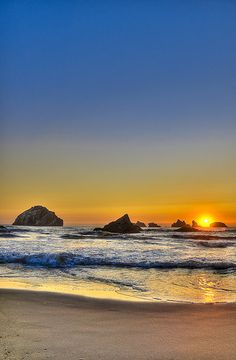 Sol Gaze~ Bandon Oregon