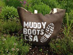 "Muddy Boots CSA Pick-Up ""How To"" :: Muddy Boots CSA"
