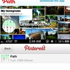 Path Friends Post on This Board