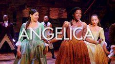 hamilton musical schuyler sisters - Google Search