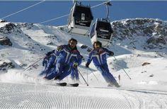 I maestri della Scuola Sci & Snowboard di S.Caterina!