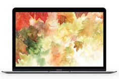 Dress Your Tech: Autumn Leaves   lark & linen